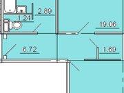 Продажа двухкомнатной квартиры в новостройке на Корейской улице, влд6а ., Купить квартиру в Воронеже по недорогой цене, ID объекта - 320575120 - Фото 1