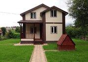 Зимний дом 96 кв.м. на участке 6 соток в д. Парфеново