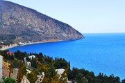 Участок 10 соток в Гурзуфе с панорамным видом на море! - Фото 4