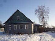 Продам зимний дом в п.Мыза-Ивановка (ж/д ст.Пудость) Гатчинский район - Фото 1