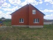 Новый дом 115 м2 под чистовую отделку в центре с. Стрелецкое