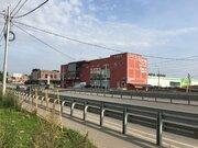 Участок на первой линии под магазин, кафе , автосервис, Промышленные земли Юдино, Одинцовский район, ID объекта - 201581288 - Фото 2