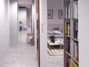 Продажа квартиры, Сочи, Ул. Бытха, Купить квартиру в Сочи по недорогой цене, ID объекта - 319080570 - Фото 1