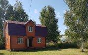Новый дом 100 м2 у Леса, пл.Шевлягино и 73 км