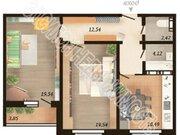 Продажа трехкомнатной квартиры на улице Карла Маркса, 31 в Курске, Купить квартиру в Курске по недорогой цене, ID объекта - 320006272 - Фото 1