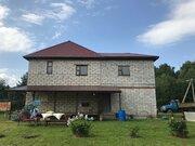 Дом 285 кв.м. с земельным участком 25 соток д.Крюково Чеховский район