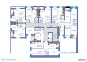 Квартира 1-комнатная в новостройке Саратов, Волжский р-н, Соколовая, Купить квартиру в Саратове по недорогой цене, ID объекта - 314519884 - Фото 4
