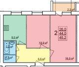 Новые квартиры в п.Щедрино по доступным ценам!, Купить квартиру в новостройке от застройщика в Ярославле, ID объекта - 327381454 - Фото 6