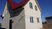 Продажа 2-этажного коттеджа 100 кв.м. возле дер. Ексолово