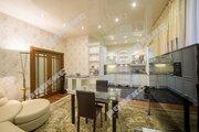Роскошная квартира с элитной отделкой, мебелью и техникой