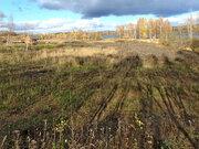 1-я линия от Озера Сенеж, участок в Солнечногорске мкр.Загорье-3 - Фото 2