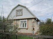 Кирпичный дачный домик, Переславский район, Коровино