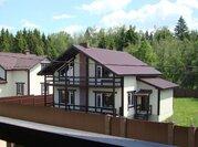 """Продаётся новый дом 225 кв.м в д. Благовещенское, кп """"Благовещенско. - Фото 1"""