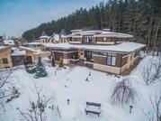 Дом у леса с дизайнерским ремонтом - Фото 1
