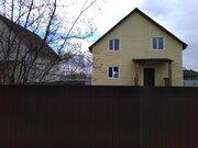 Купить дом из бруса в Раменском районе д. Бахтеево - Фото 1