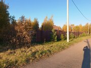 Земельные участки в Солнечногорском районе