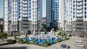 3 комнатная квартира 82 м2 в ЖК «Гагаринские высотки» - Фото 3