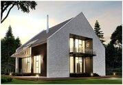 Кирпичный дом по оригинальному проекту в кп Стольный. 30 км Калужское - Фото 1