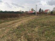 Участок 6 соток, Большое Алексеевское - Фото 2