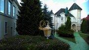 Загородный комплекс 500+200 м2 в 12 км. от МКАД на участке в 1 Га, Снять дом на сутки Милорадово, Воскресенское с. п., ID объекта - 504014028 - Фото 42