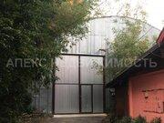 Аренда помещения пл. 418 м2 под склад, площадку, офис и склад м. .