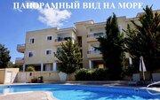 115 000 €, Трехкомнатный Апартамент с панорамным видом на море в районе Пафоса, Купить квартиру Пафос, Кипр по недорогой цене, ID объекта - 322063880 - Фото 1