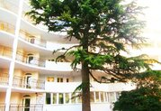 Трехкомнатные апартаменты в элитном доме в центре Ялты, с видом на горы