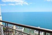 142 000 $, Апартаменты в Никите, свой пляж, вид на море, Купить квартиру в Ялте по недорогой цене, ID объекта - 321644839 - Фото 5