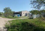 Продажа помещения пл. 5250 м2 под производство, склад, Чехов .