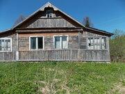 Продам старый дом 40кв.м, д.Пристанино Волоколамский р-он - Фото 1