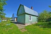 Два дома на участке 25 соток в деревне Голубцово - Фото 2