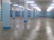 Теплый склад 1200м, Аренда склада в Нижнем Новгороде, ID объекта - 900231997 - Фото 1