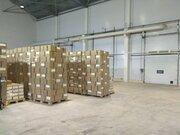 Отапливаемый склад 2700 кв.м, стеллажи - Фото 5