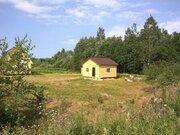 Небольшой одноэтажный домик на участке 12 соток ИЖС в п.Ромашки . - Фото 1