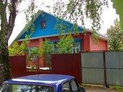 Ухоженный жилой бревенчатый дом с газовым отоплением в Иваново - Фото 1