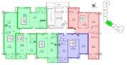 3 559 616 Руб., Продажа трехкомнатная квартира 72.13м2 в ЖК Рудный секция 1.4, Купить квартиру в Екатеринбурге по недорогой цене, ID объекта - 315127797 - Фото 2