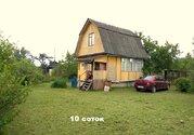 Дачный дом в уютном СНТ у опушки леса. - Фото 1