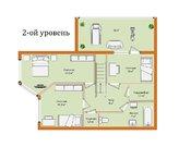Просторная 4-х комнатная квартира в двух уровнях в Ставрополе, Купить квартиру в Ставрополе по недорогой цене, ID объекта - 321046355 - Фото 3