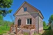 Жилой дом в деревне Волоколамского района (плотина рядом)