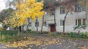 2 комнатная квартира, Серпуховский р-он, п.Шарапова Охота - Фото 1