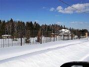 Предлагаю участок рядом с д. Мальцы Чехов, лес, река - Фото 1