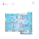 Продажа квартиры, Мытищи, Мытищинский район, Купить квартиру в новостройке от застройщика в Мытищах, ID объекта - 328979403 - Фото 1