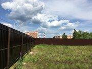 Участок 11 сот. под ИЖС, на землях населенного пункта. г. Электрогорс