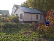 Продам дом 60 кв.м, пригород Новосибирска, п. Октябрьский - Фото 1