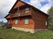 Афанасьево. Большой жилой дом в деревне со всеми коммуникациями. 100 к