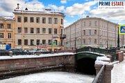 Настоящая Петербургская 2к квартира с видом на кан Грибоедова, Купить квартиру в Санкт-Петербурге по недорогой цене, ID объекта - 317323234 - Фото 8