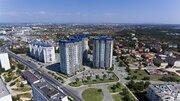 3 комнатная видовая квартира на 16 этаже ЖК «Гагаринские высотки» - Фото 1