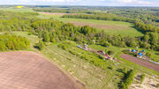 Земельный участок 45 соток, ИЖС в д. Пнево, Малоярославецкого р-на - Фото 3
