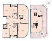 Продам 6к. квартиру. Жукова ул, д.3 к.1.2