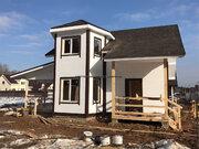 Лесные Озера. Новый готовый дом 146кв.м. на прилесном участке 10 соток - Фото 3